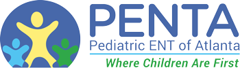 PENTA: Pediatric Ear, Nose & Throat of Atlanta | Atlanta Pediatric ENT Logo